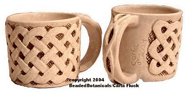 Celtic Coffee Cups